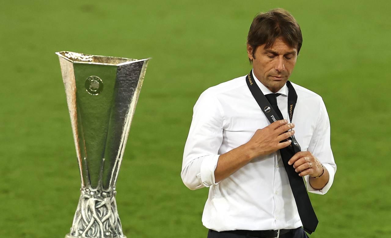 Inter Conte Europa League