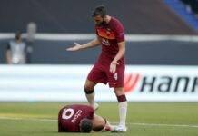 cristante dzeko siviglia roma europa league