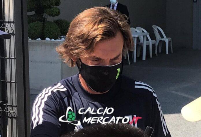 Juventus Pirlo Pellegrini