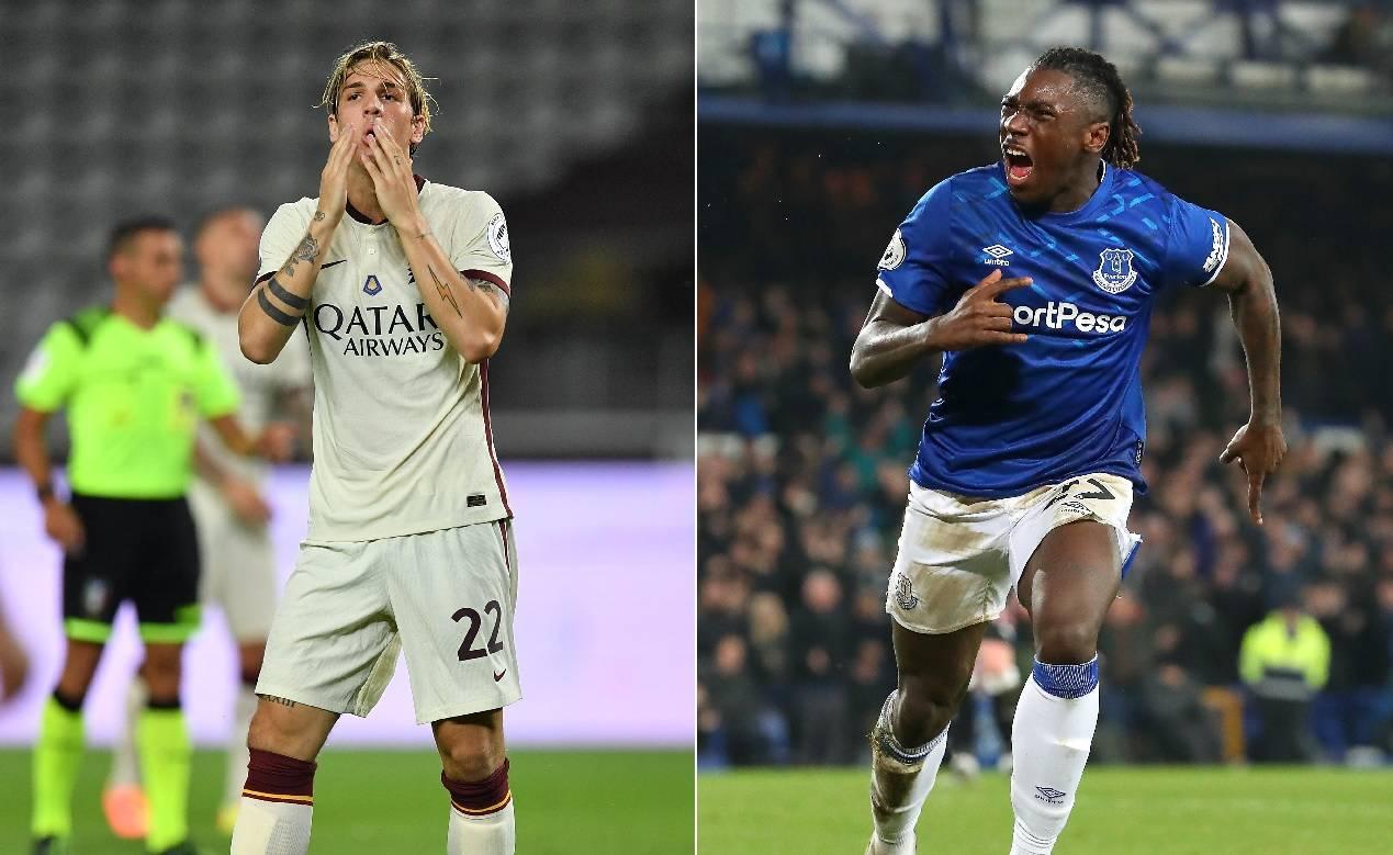 Juventus, accordo con Dzeko: vicino anche il ritorno di Kean - Sportmediaset