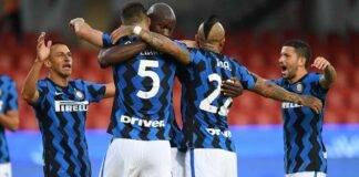Benevento-Inter Hakimi