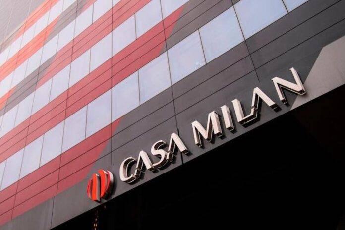 Casa Milan agenti terzino