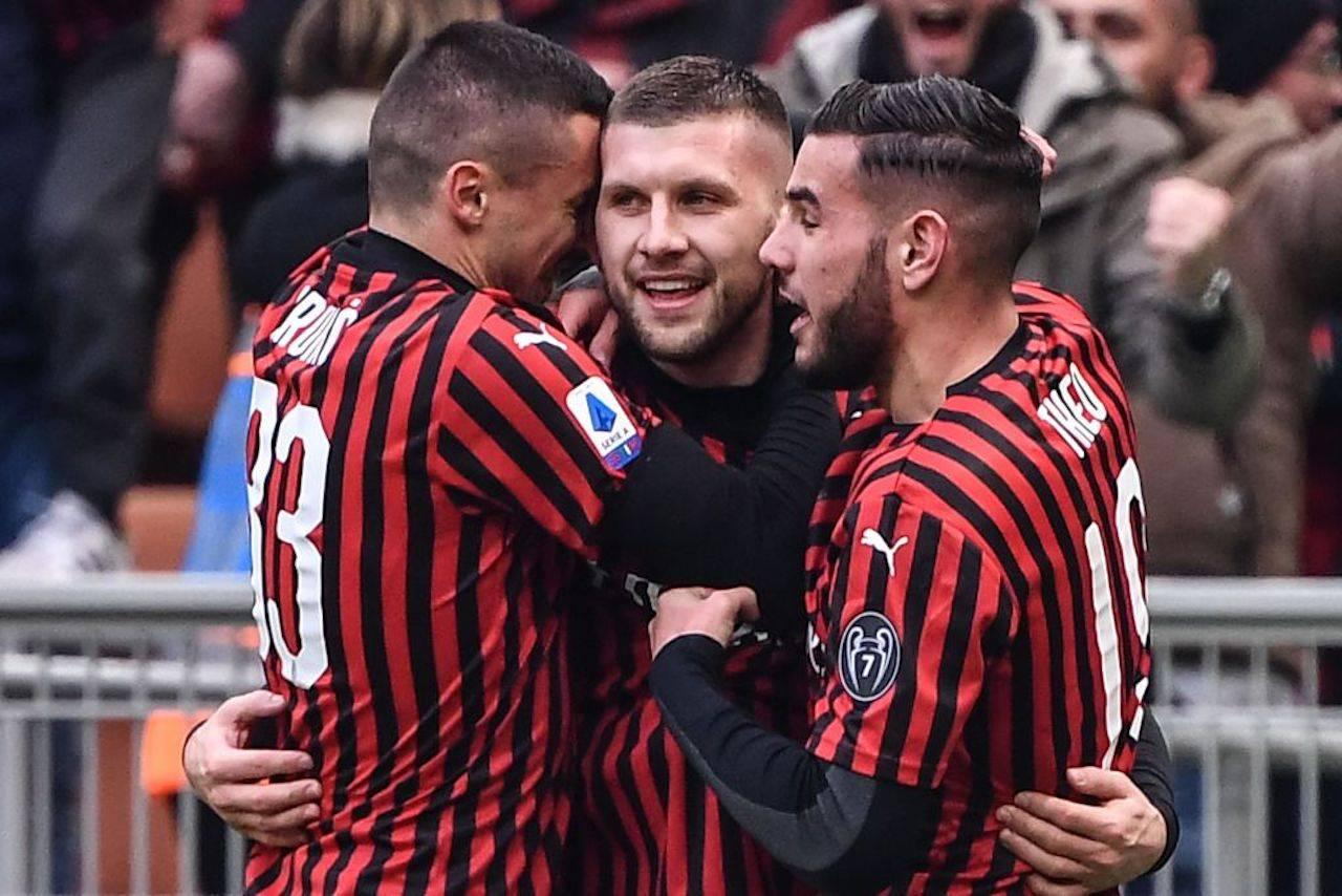 Il Milan ha riscattato Rebic: firmato un quinquennale