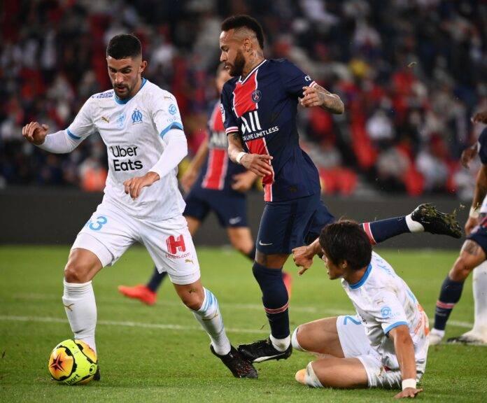 Psg-Marsiglia Neymar