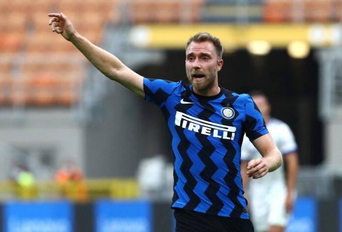 Eriksen calciomercato Inter