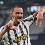 Leonardo Bonucci post Juve-Samp