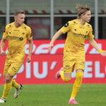 Jens-Petter Hauge acquisto Milan