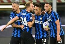 Inter-Fiorentina gioia nerazzurra