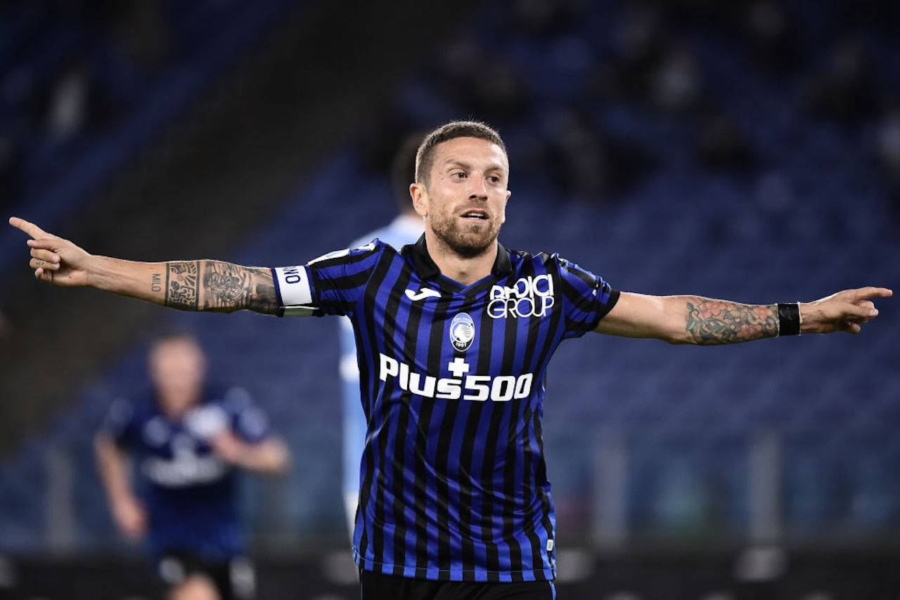 Gomez Champions Atalanta