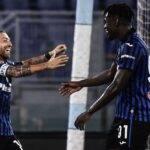 Gomez Lazio-Atalanta