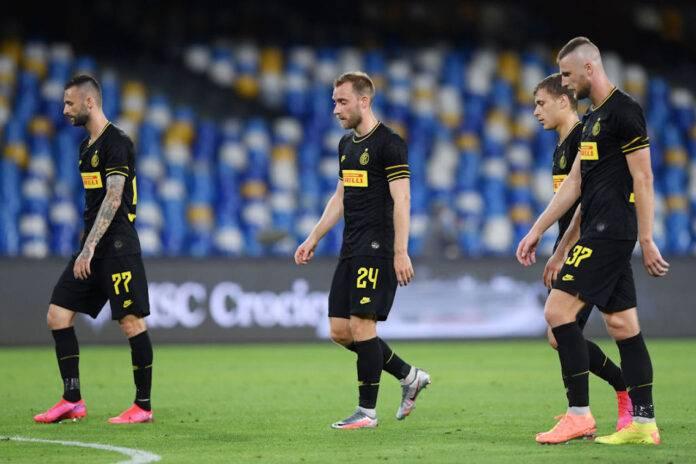 Inter, Brozovic e Eriksen Chelsea Kante