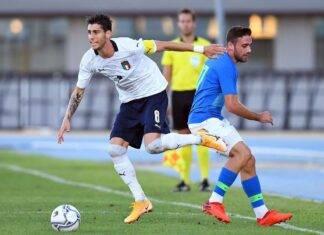 Filippo Melegoni Genoa