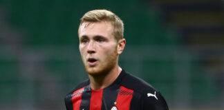 Tommaso Pobega Milan prestito