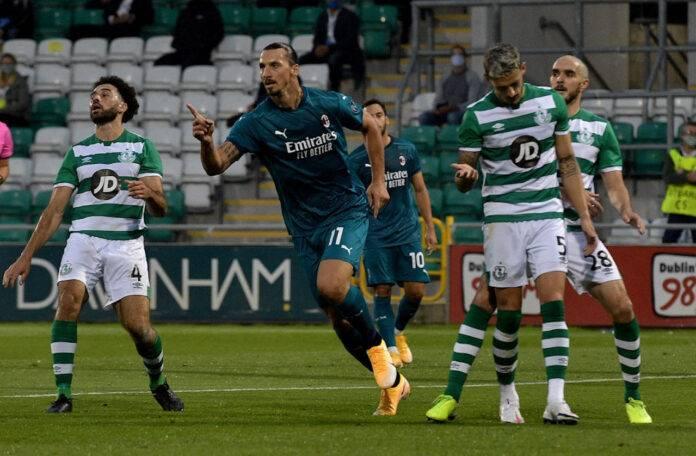 Zlatan Ibrahimovic pagelle Milan
