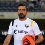 Matteo Paro vice Juric Verona