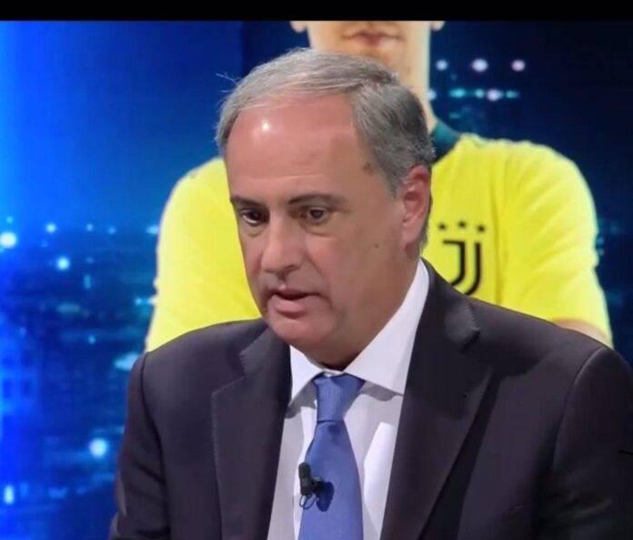 Sandro Piccinini Roma-Juve Pirlo