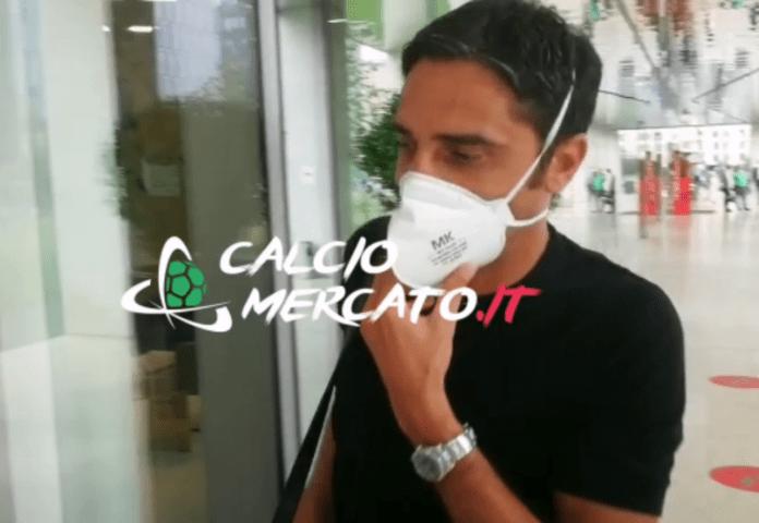 ds Verona D'Amico incontro per Salcedo