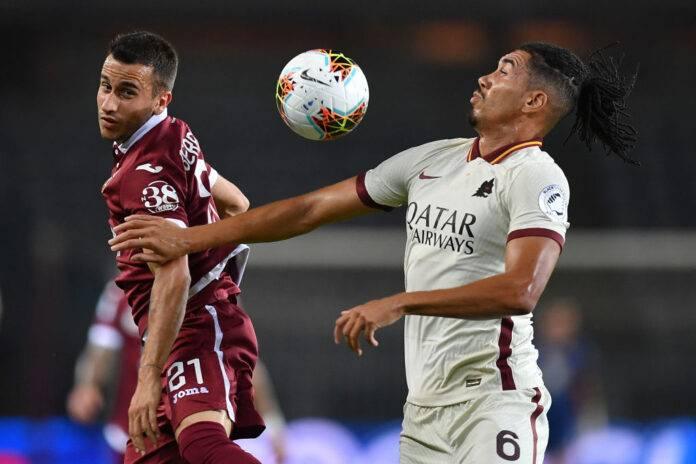 roma smalling calciomercato