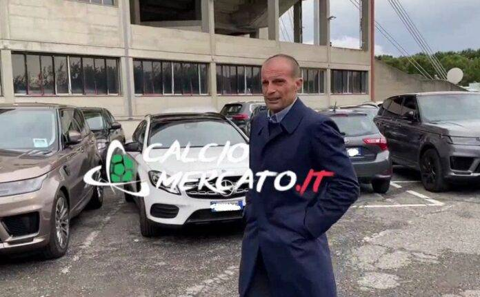 Massimiliano Allegri Roma