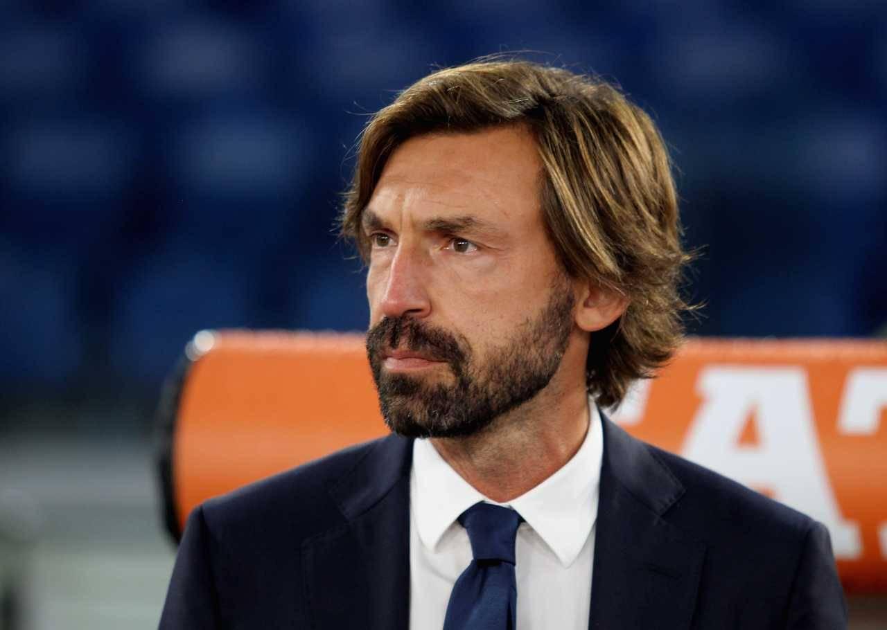Juventus, Pirlo 'massacrato' dopo la Roma | Il tecnico risponde sui social