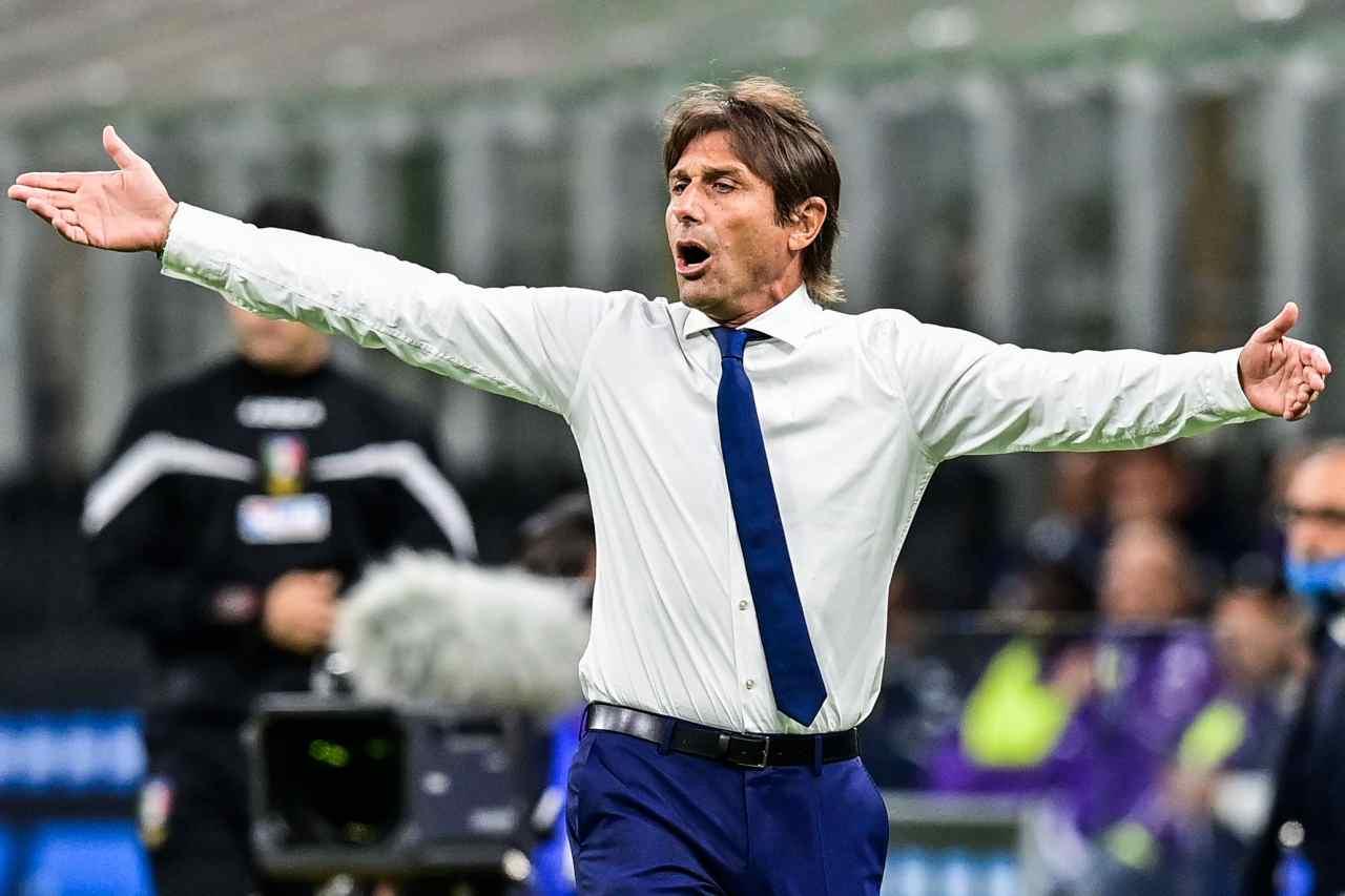 Diretta Lazio Inter Conte