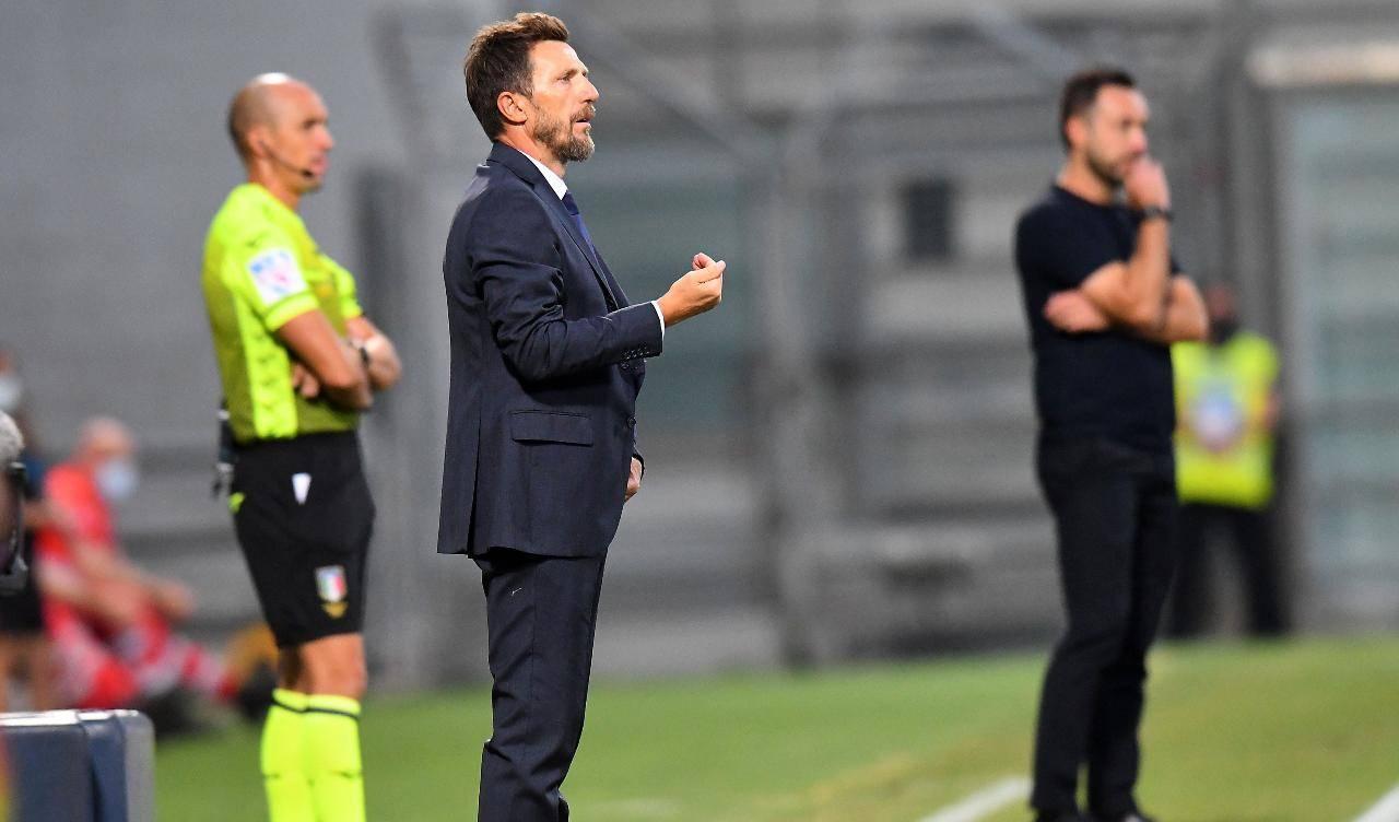 Diretta Cagliari Lazio Di Francesco
