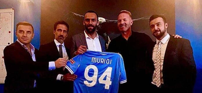 Calciomercato Lazio, domani visite mediche per Pereira e Muriqi