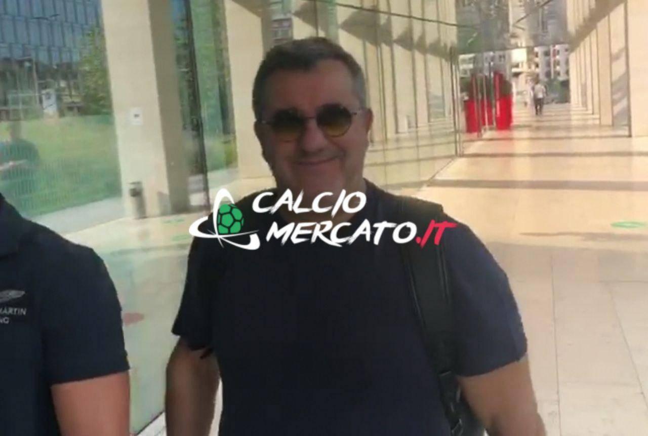 Calciomercato Juventus, Raiola glissa sul bomber |