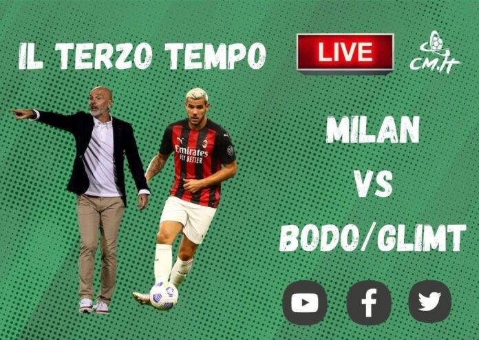 Terzo Tempo Milan-Bodo Glimt