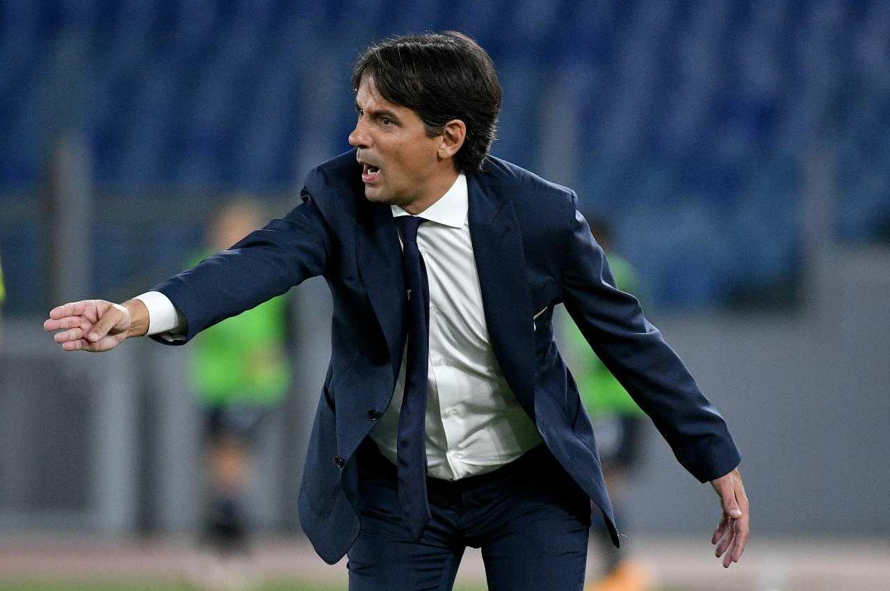 Diretta Lazio Inter Inzaghi