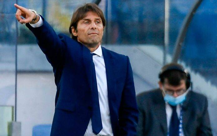Inter Conte Emerson Palmieri