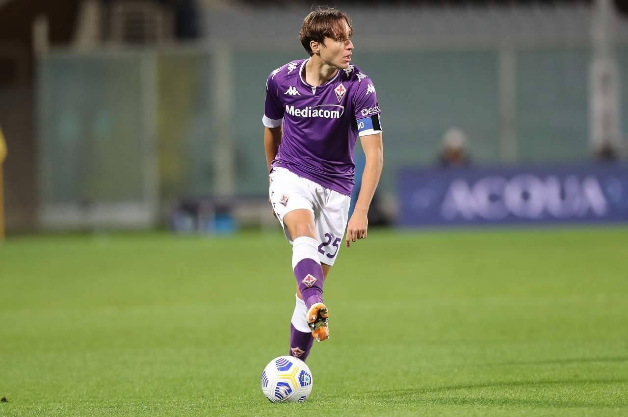 Fiorentina Chiesa Juventus
