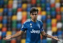 Critiche Dybala Dinamo-Juve