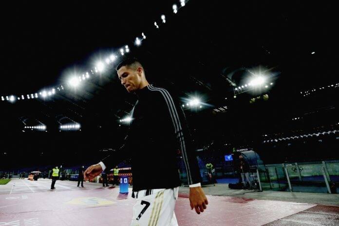 Cristiano Ronaldo Juventus-Barcellona