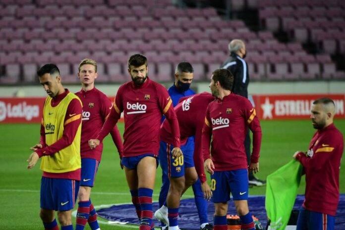 Barcellona rinnovi Pique de Jong