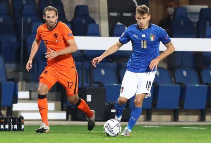 Italia Olanda pagelle