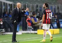 probabile formazione Milan-Roma
