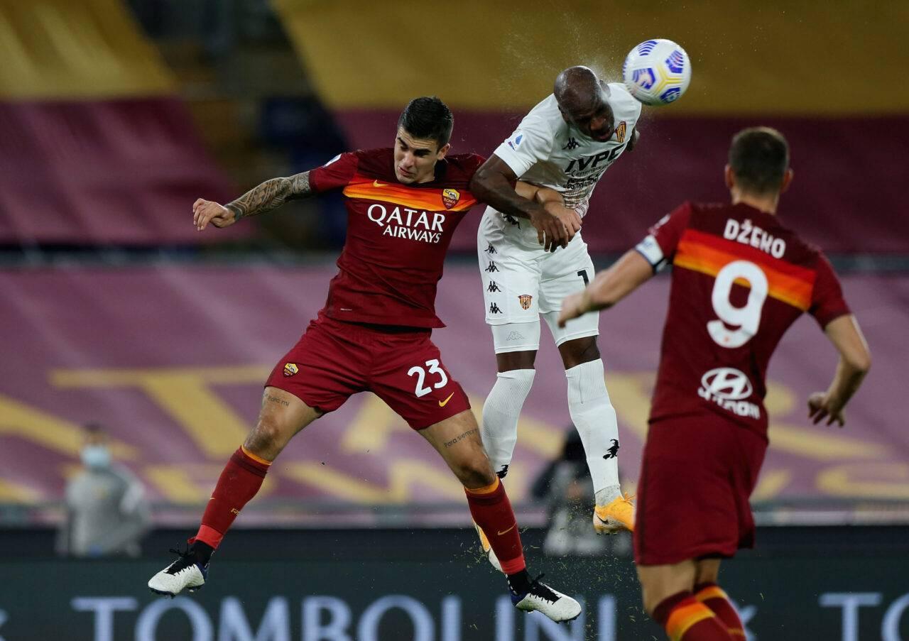Covid:Roma; Gianluca Mancini negativo a doppio tampone
