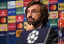 Pirlo Juventus Champions League
