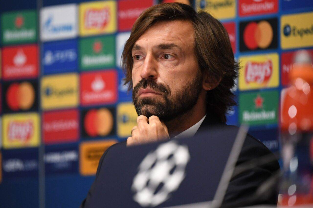 Juventus-Barcellona Pirlo