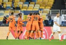Dinamo Kiev-Juve Morata successo