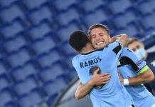 Lazio-Borussia voti primo tempo