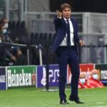 Inter-Borussia Monchengladbach Conte