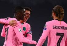 Champions League Juventus-Barcellona