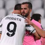 Juventus-Barcellona Pjanic