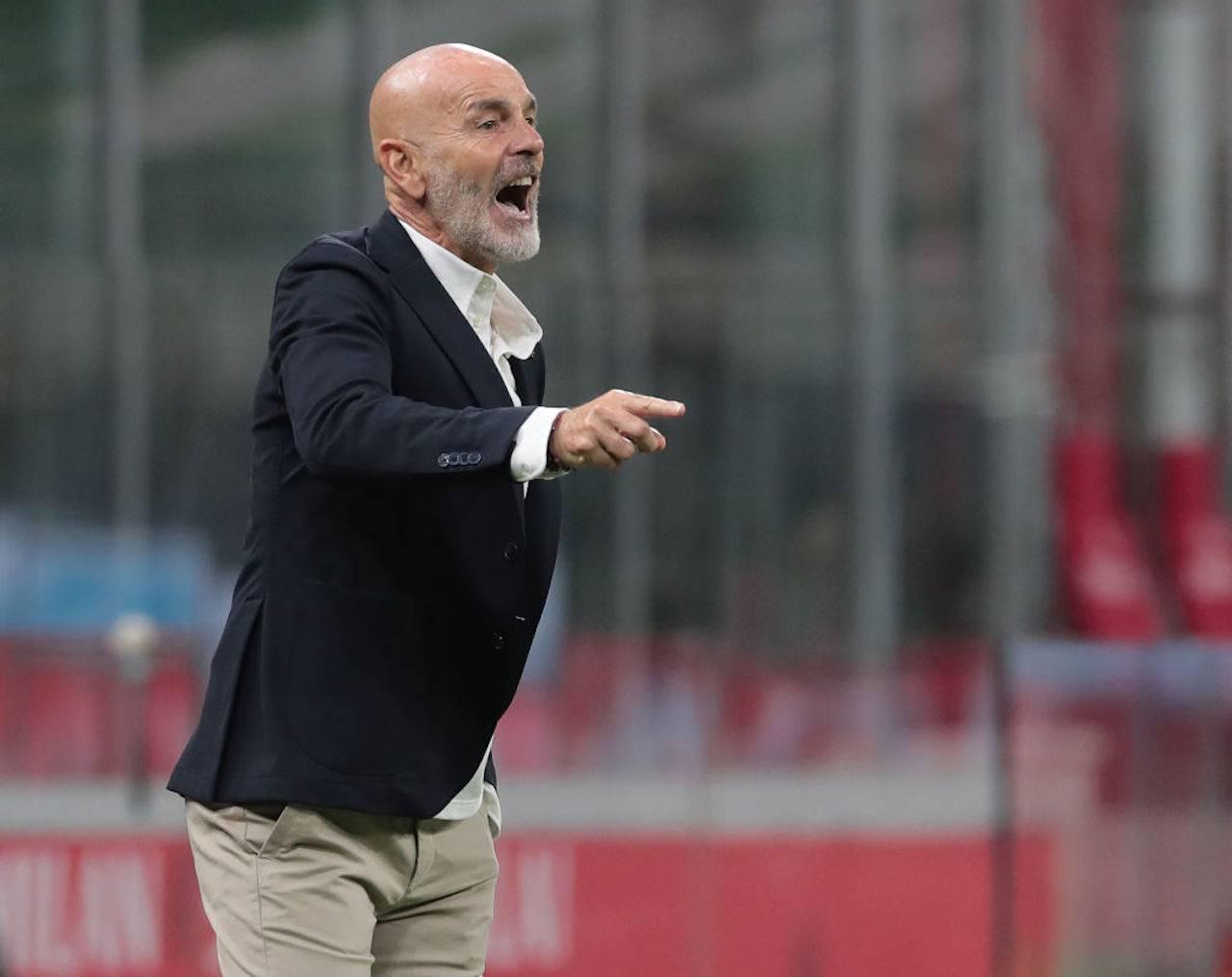 Diretta derby Inter Milan formazioni Pioli