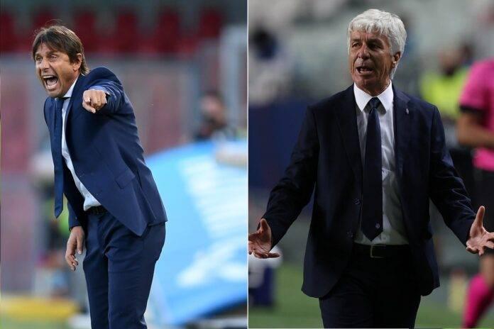 Champions Inter Atalanta Conte Gasperini