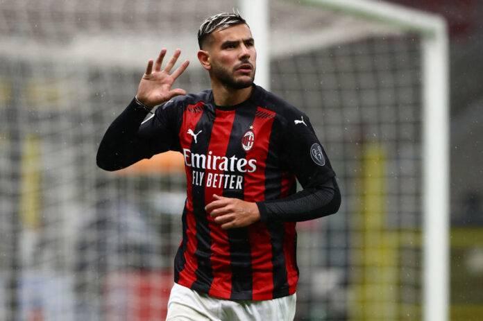 Theo Hernandez Milan amore