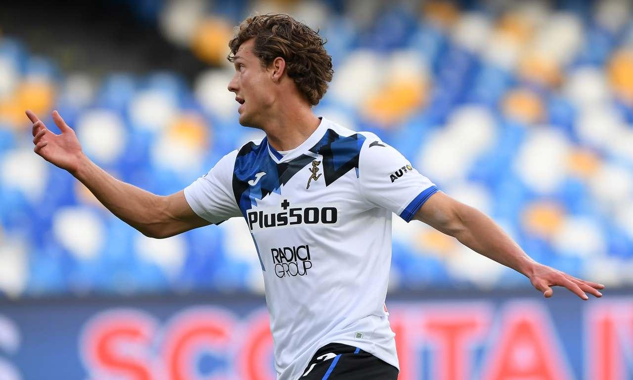 Calciomercato Atalanta, deciso il futuro di Lammers | L'annuncio di Marino