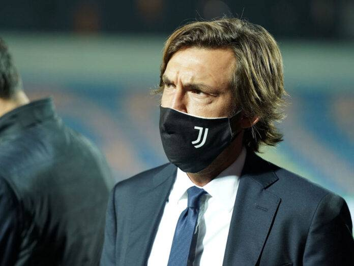 Andrea Pirlo Juve-Verona